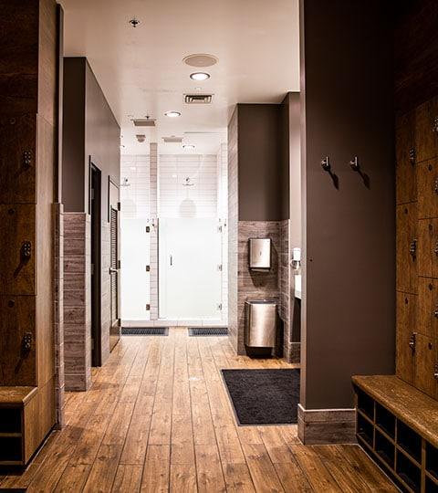 Summerlin Locker Rooms